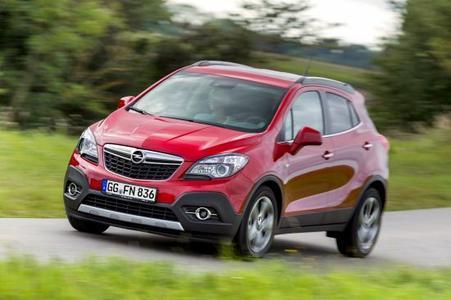 Tausch-Rausch bei Opel: Beim Kauf eines sofort verfügbaren Opel Mokka winkt eine Eintauschprämie von bis zu 2.500 Euro