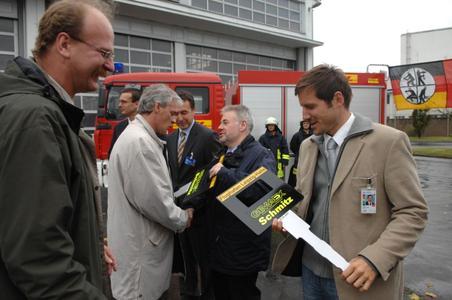 Feuerwehr-Aktionstag am 29. September von 12 bis 18 Uhr