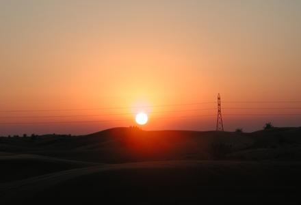 Die Stromversorgung in Saudi Arabien soll ausgebaut werden.