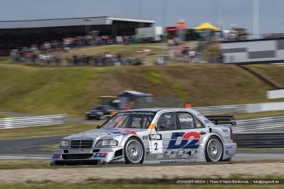 Tourenwagen Legenden in der Motorsport Arena Oschersleben