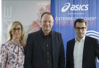 Ilse Dippmann, Matthias Kohls, Andreas Schnabel (Geschäftsführer)