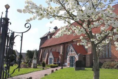 Bartholomäus-Kirche in Mittelnkirchen (Altes Land)