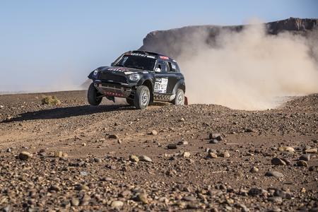 MINI ALL4 Racing - Nasser Al-Attiyah