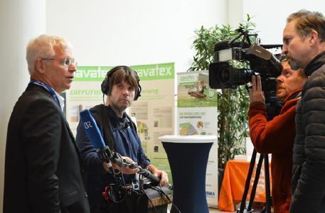 Verbandspräsident Peter Aicher im Interview - Foto: LIV