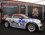 Premiere MINI John Cooper Works Coupé Endurance