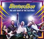 "Status Quo veröffentlichen ""The Last Night Of The Electrics"" am 14. Juli 2017 bei earMUSIC"