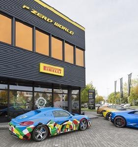 Impressionen von der PZero World in München, Hanauer Straße 42