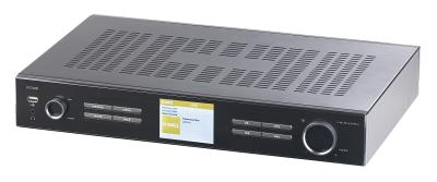 VR-Radio Digitaler WLAN-HiFi-Tuner mit Internetradio, DAB+, UKW, Streaming, MP3