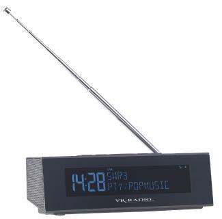 NX 4371 1 VR Radio Digitales DAB FM Stereo Radio mit Wecker