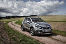 Segment leader: The Opel Mokka is the most popular SUV in October with 2,712 new registrations in Germany