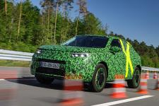 Testing: New Opel Mokka on the Road to Production Readiness