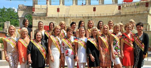 Miss Germany-Reunion 2020