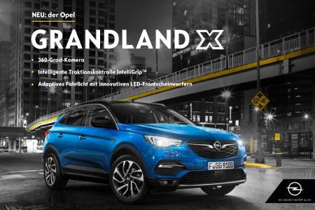 """""""Auf der Suche nach was Großem"""": Da werden die Kunden beim Opel Grandland X fündig. Das zeigt die neue Grandland X-Kampagne"""
