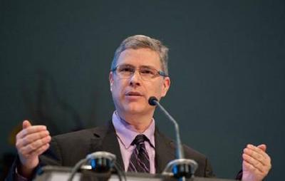 Rick McEdward, Kirchenleiter der Siebenten-Tags-Adventisten im Mittleren Osten und Nordafrika © Foto: Adventist Review