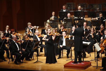 Konzert im Arts Centre Seoul - Yoonbae Kim