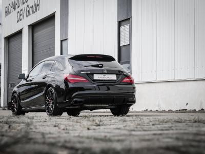 Barracuda Racing Wheels Europe: Perfect combination - Project 3.0 wheels on the AMG sports car CLA 45