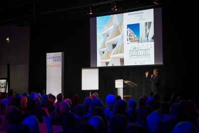 Heinze ArchitekTOUR Kongress Berlin (Foto: © Marcus Jacobs)