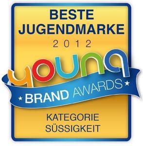 Young Brand Awards 2012 Logo
