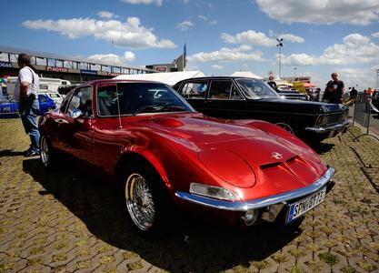 Zeitlos: Der Opel GT sieht auch heute noch top modern aus