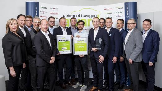 Auto Bierschneider ist bester Gebrauchtwagenhändler Deutschlands / Foto: Stefan Bausewein