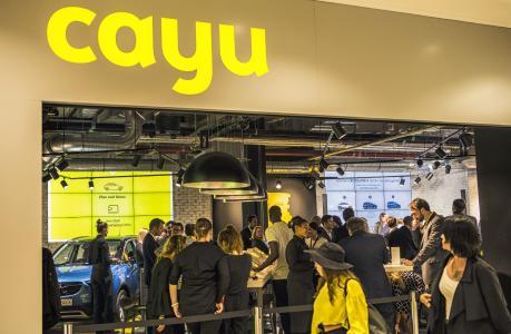 Neues Autokauf-Erlebnis mit Opel und CAYU