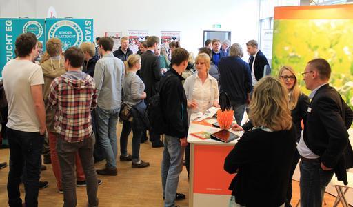 30 Unternehmen haben an der Hochschule Osnabrück um Nachwuchskräfte geworben
