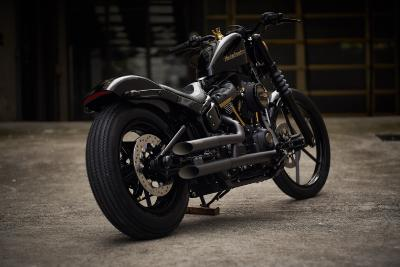 "Mit einem faszinierenden Custombike siegt Harley-Davidson Bangkok im internationalen ""Battle of the Kings""-Contest 2018"