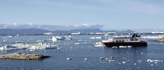 Grönland-Spitzbergen Kreuzfahrt