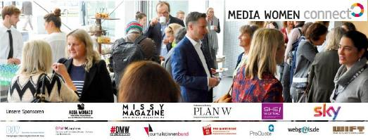 Media Women Connect Thementag Mentoring